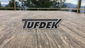 vinyl decking Campbell river
